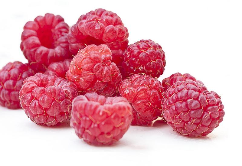 Raspberries for Stress